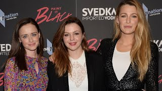 Blake Lively Hilarious Edits America Ferrera Into a 'Sisterhood of the Traveling Pants' Reunion P…