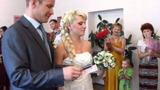 ЗАГС Лена + Леша Свадьба Вологда Wedding Свадебный Клип