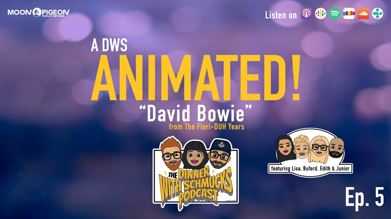 "DWS Animated! Episode 5 ""David Bowie"""