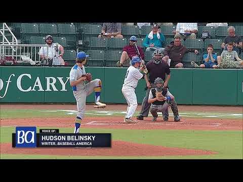 The USA Baseball 15U National Team