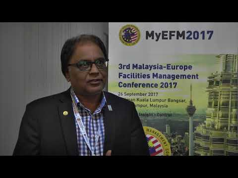 Jaz Sidhu - Association of Consulting Architects Malaysia (ACAM), MyEFM2017