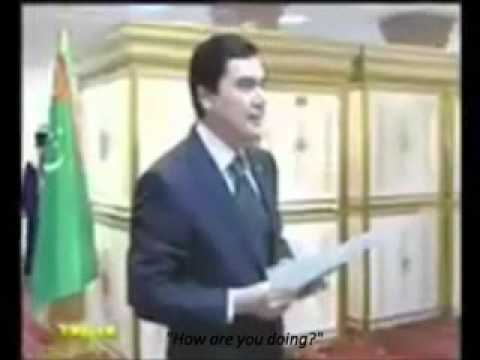 "Turkmenistan's strange presidential ""election"""