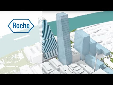 Roche invests for the future in its Basel site