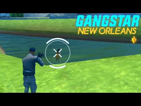 WALKING ON WATER!! | Gangstar New Orleans Part 2