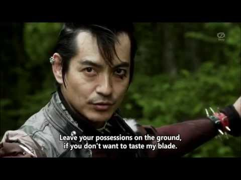 The Hero Yoshihiko And The Demon King's Castle: Poison Knife Scene [ENG SUB]