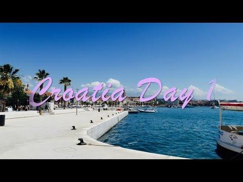 Croatia Vlog || Day 1