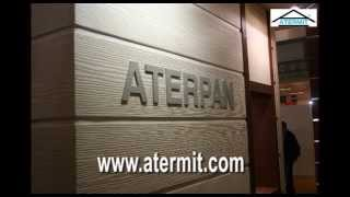 Desenli Aterpan Fugalı Uygulama - Joint Gapped Application of Embossed Aterpan (ATERMIT)
