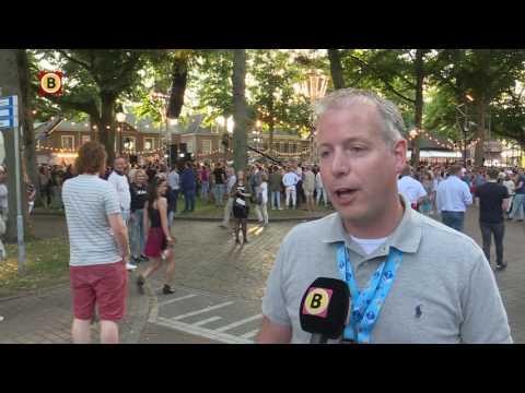 Vrijthof gaat los tijdens het Sterren Muziekfeest in Hilvarenbeek