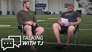 Talking With T.J.: Frank Ragnow