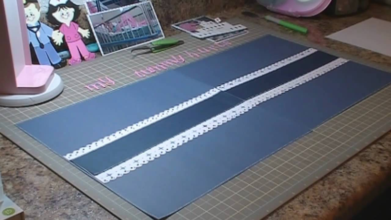 Hospital scrapbook layout episode 77 youtube for Ep ptable queue proc