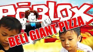 ROBLOX Theme Park jogador engraçado BELI GIANT LAGI