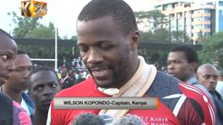 Kenya narrowly loses to visiting Germany in international test