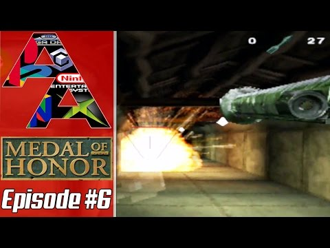 Medal of Honor [1999] #6: MINING FOR TREASURE|Armbar Arcade Completes