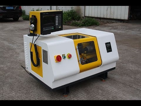 Mini CNC Mill & Lathe for Hobby & Educational Purpose