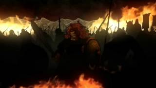 IRON FIRE HAIL TO ODIN VIDEO HD