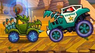 Машина ест машину 3 Хищные машины Car Eats Car #21 мультик игра с мультяшными тачками #МАШИНКИКИДА