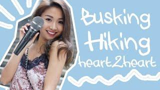 🎃VLOG#24 第一次BUSK 重拾青春 談心事  | Pumpkin Jenn🎃 thumbnail