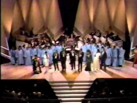 The Winans & Friends - Lord, Lift Us Up Where We Belong