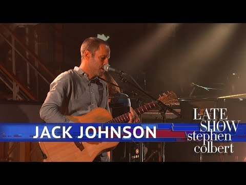 Jack Johnson Performs 'Big Sur'