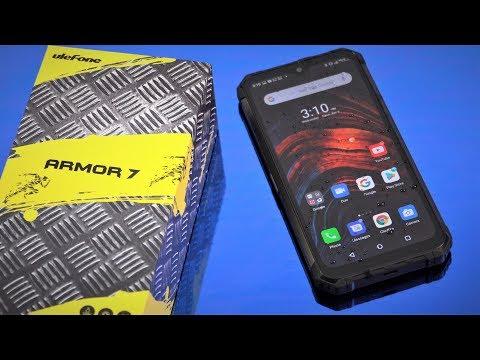 Ulefone Armor 7 Review - IP68 Helio P90 8GB Rugged Phone