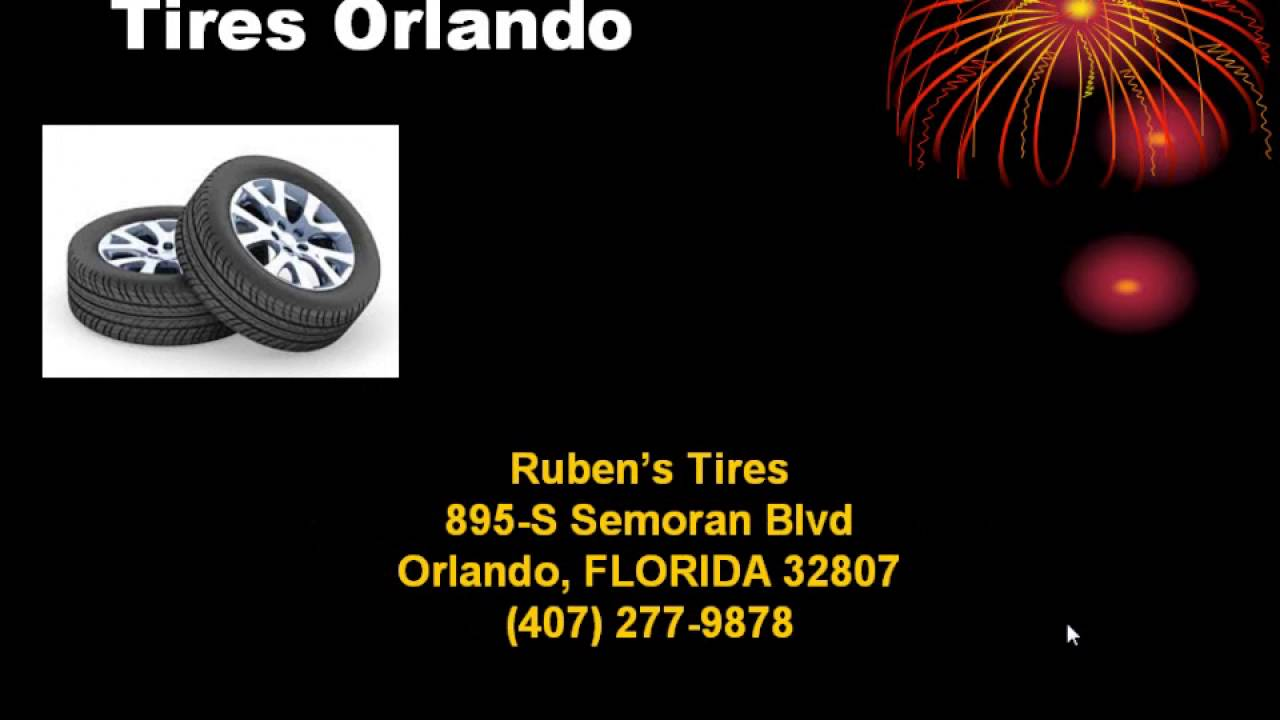 Used Tires Orlando >> Used Tires Orlando