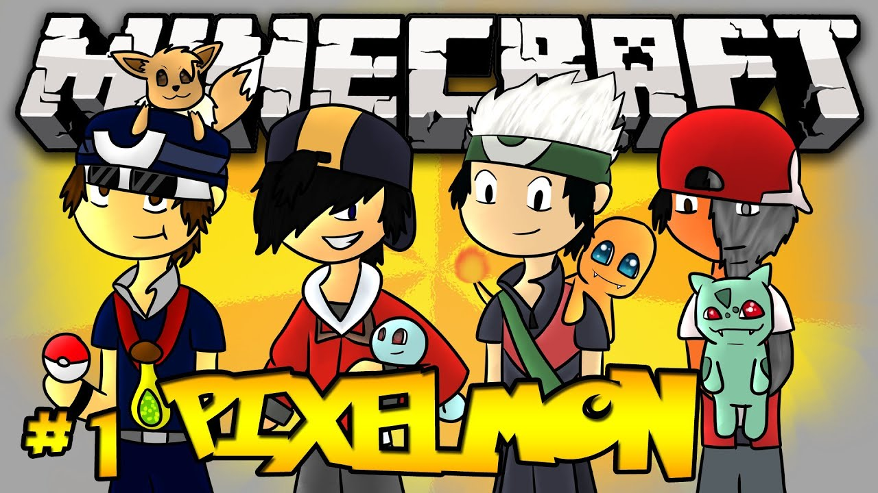 Pixelmon 1 charmander is op youtube - Pixelmon ep 1 charmander ...