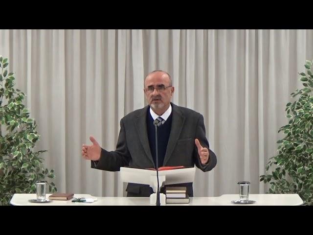 Νίκος Κλιάνης 27-12-2018 | Ιεζεκιήλ ιδ' 12-20