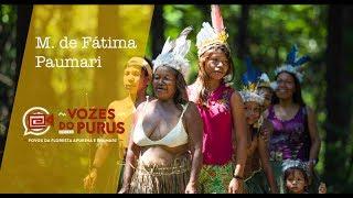 Vozes do Purus: Maria de Fátima Paumari