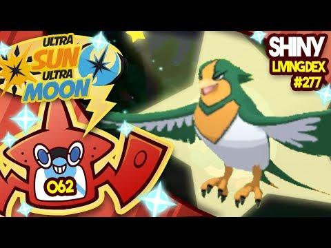 NO LOOK SHINY SWELLOW!! Quest For Shiny Living Dex #277   USUM Shiny #62