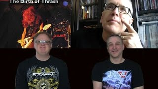The Birth of Thrash (Hit the Lights) Martin Popoff talks New Book-The Metal Voice