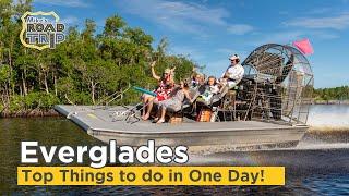 Everglades National Park vlog - Florida Everglades RV Camping Nearby