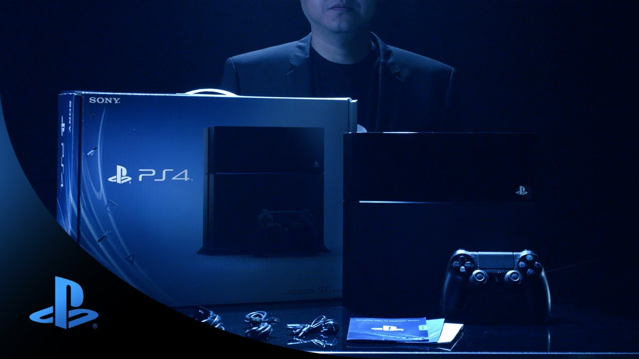 The Official PS4 Unboxing Video | PlayStation 4 - YouTube
