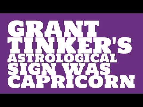 What was Grant Tinker