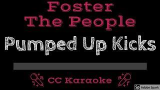 Foster the People • Pumped Up Kicks (CC) [Karaoke Instrumental Lyrics]