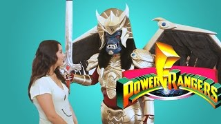 Repeat youtube video Power Rangers fans react to Power Rangers 2016 Reboot news