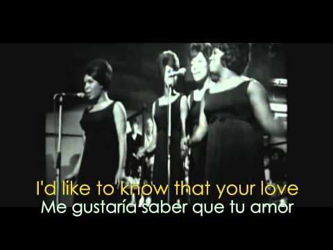 Will You Still Love Me Tomorow - The Shirelles (Lyrics/Español)