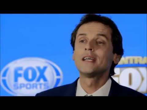 FOX Sports | | #AconteceuNoEstadio - Edu Elias