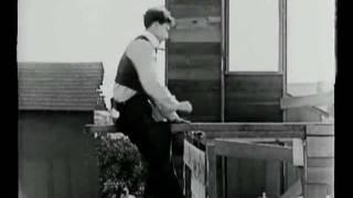 Buster Keaton - One week - musicalización en vivo por El Desamble (fragmento I)