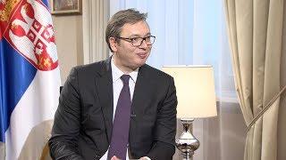 SophieCo. Членство в ЕС не будет исключать нашей дружбы с Россией — президент Сербии