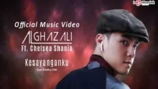 Al Ghazali ft. Chelsea Shania - Kesayanganku OST. Samudra Cinta (Official Music Video) Lirik