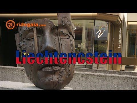 Ep 49 - Liechtenstein - Around Europe on a Motorcycle - Honda Transalp 700