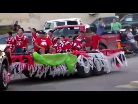 2015-10-29 : Carrizo Springs Homecoming Parade