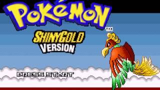Pokemon Shiny Gold - Pokemon Shiny Gold (GBA / Game Boy Advance) - User video