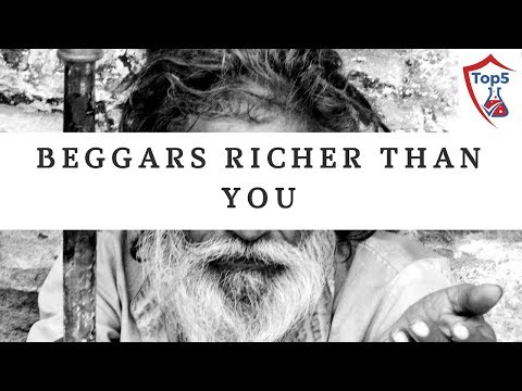 Beggars Richer Than You (Richest Beggars in India) - Top5Laboratories