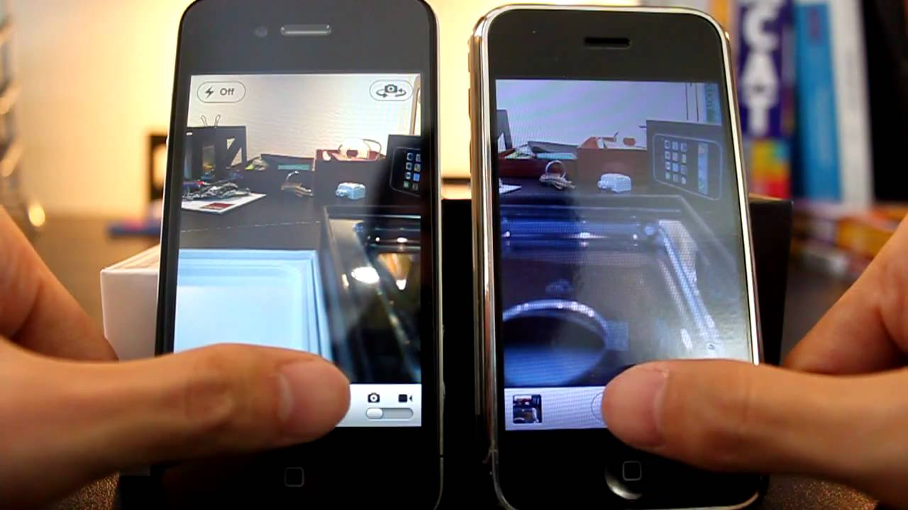 Iphone 4 Camera Shutter Speed Difference Between And 2g