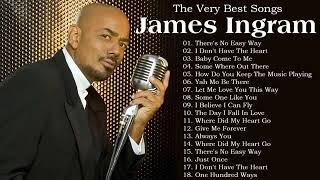 Best Of James Ingram Love Songs Hits