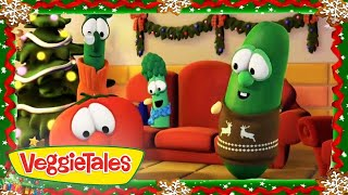 Veggietales Christmas Silly Songs 🎄Silly Songs With Larry 🎄Christmas Videos For Kids