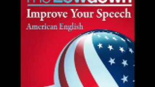 American English - Improve Your Speech - audiobook