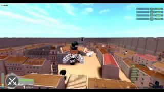 ROBLOX:Attaque On Titan #1
