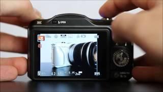 Panasonic DMC GF5. Купить цифровой фотоаппарат со сменной оптикой Панасоник.